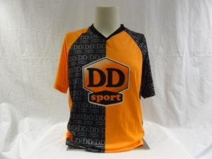 Het shirt van DD